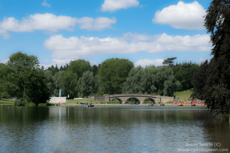 Bridge at Blenheim Palace