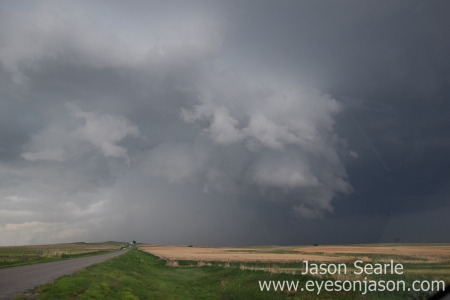 Persistent lowering from the supercell