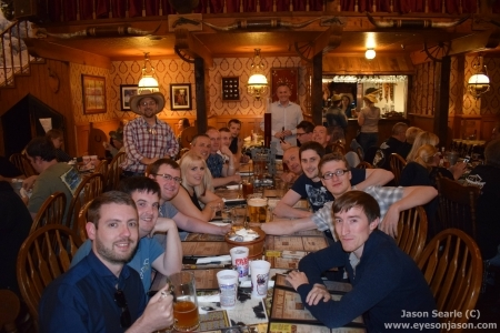 Tour 2 2017 at the Big Texan Steak Ranch