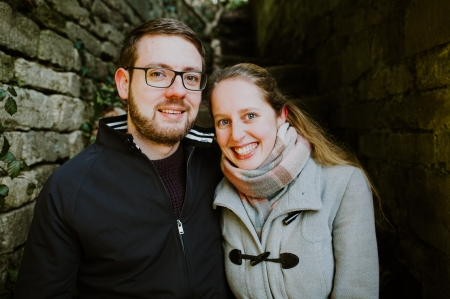 Jason and Hannah at Woodchester Mansion - February 24th 2018 - www.christyblanch.com - Christy Blanch